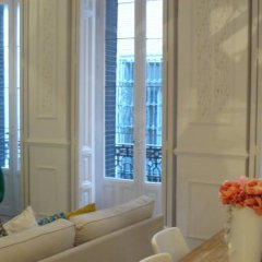 Отель Apartamentos Manzana балкон