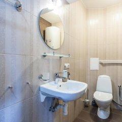 Отель Delta Apartments - Suur Kloostri Эстония, Таллин - отзывы, цены и фото номеров - забронировать отель Delta Apartments - Suur Kloostri онлайн ванная