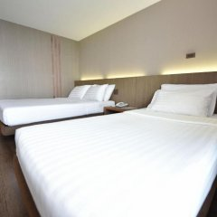 Отель Bangkok City Hotel Таиланд, Бангкок - 1 отзыв об отеле, цены и фото номеров - забронировать отель Bangkok City Hotel онлайн комната для гостей фото 4