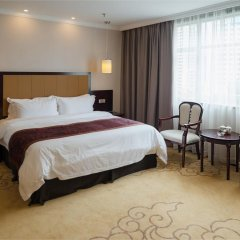 Shenzhen Sunisland Holiday Hotel 4* Номер Делюкс фото 11