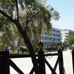 Гостиница Пансионат Голубой Залив балкон