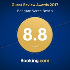 Отель Bangtao Varee Beach Пхукет спортивное сооружение
