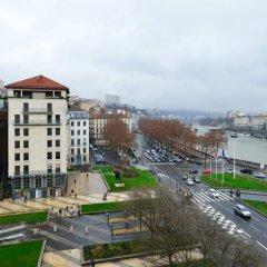Отель Appart' Pradel Франция, Лион - отзывы, цены и фото номеров - забронировать отель Appart' Pradel онлайн балкон