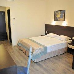 Hotel Burgas Free University Стандартный номер с разными типами кроватей фото 7