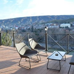 Hotel Old Tbilisi 3* Улучшенный номер разные типы кроватей фото 5