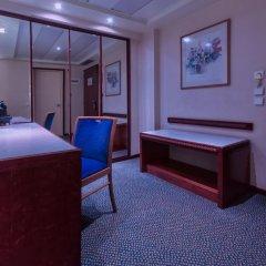 Mediterranean Hotel 4* Полулюкс с различными типами кроватей фото 6