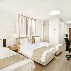 Отель Hyundai Residence Seoul 3* Стандартный номер с различными типами кроватей фото 2