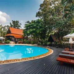 Отель Kamala Beach Estate бассейн фото 3