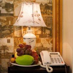 Hanoi Rendezvous Boutique Hotel 3* Стандартный семейный номер с различными типами кроватей фото 7