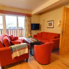 Scandic Partner Bergo Hotel 3* Апартаменты с различными типами кроватей фото 15