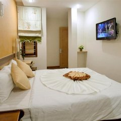Galaxy 3 Hotel 3* Номер Делюкс с различными типами кроватей фото 11