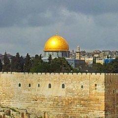 Jerusalem Panorama Hotel Израиль, Иерусалим - 5 отзывов об отеле, цены и фото номеров - забронировать отель Jerusalem Panorama Hotel онлайн приотельная территория фото 2