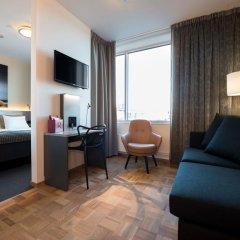 Hotel Birger Jarl 4* Стандартный номер с двуспальной кроватью фото 6