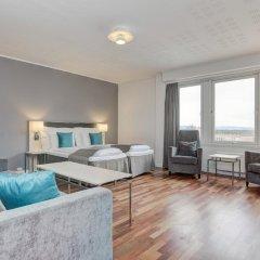 Quality Hotel Airport Vaernes комната для гостей фото 5