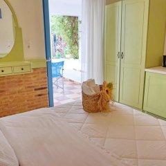 Отель Saronis Hotel Греция, Агистри - отзывы, цены и фото номеров - забронировать отель Saronis Hotel онлайн удобства в номере фото 2