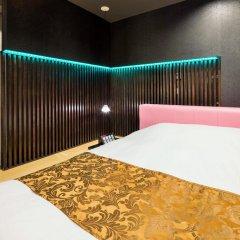 HOTEL THE HOTEL Shinjuku Kabukicho - Adult Only 3* Стандартный номер с двуспальной кроватью фото 17