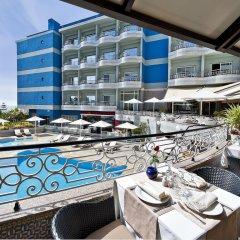 Отель Club Val D Anfa Марокко, Касабланка - отзывы, цены и фото номеров - забронировать отель Club Val D Anfa онлайн питание фото 2