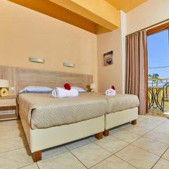 Отель Villa Diasselo 2* Улучшенная студия с различными типами кроватей фото 7