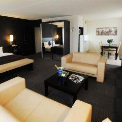 City Inn Luxe Hotel 3* Студия Делюкс с различными типами кроватей фото 3