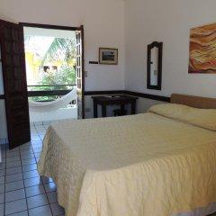 Отель Aguamarinha Pousada 2* Стандартный номер с различными типами кроватей фото 5
