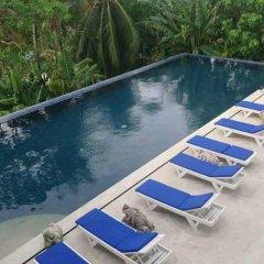 Отель Karon Hill Residence бассейн фото 3