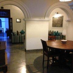 Отель Khalids Guest House Galle питание