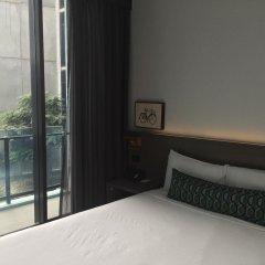 Alpha Mosaic Hotel Fortitude Valley 4* Номер категории Эконом с различными типами кроватей фото 3