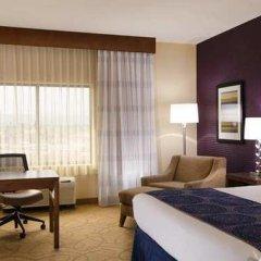 Отель DoubleTree by Hilton Carson 3* Полулюкс с различными типами кроватей фото 6
