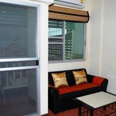 Отель Jomtien Morningstar Guesthouse 2* Стандартный номер с различными типами кроватей фото 3
