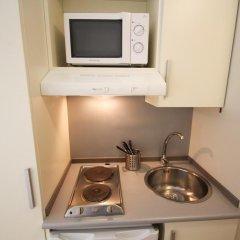 Отель Vertice Roomspace Madrid 3* Стандартный номер с различными типами кроватей фото 7