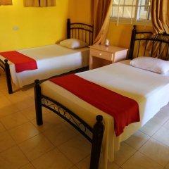 Reggae Hostel Ocho Rios Номер категории Эконом с различными типами кроватей фото 3