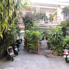 Отель Hung Vuong парковка