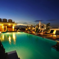 Отель Rambuttri Village Inn & Plaza бассейн фото 2