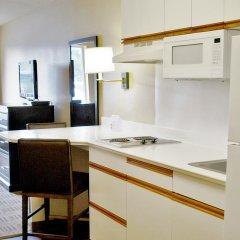 Отель Extended Stay America - Las Vegas - Midtown 2* Студия с различными типами кроватей фото 11