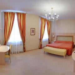 Гостиница Октябрьская 4* Стандартный номер с различными типами кроватей фото 18