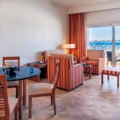 Отель Cleopatra Luxury Resort Makadi Bay 5* Представительский люкс с различными типами кроватей фото 3