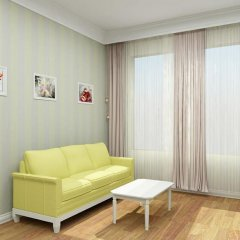 Отель East Legend Panorama 4* Стандартный семейный номер с двуспальной кроватью фото 6