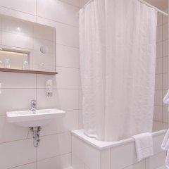 Отель Garden Hotel Германия, Нюрнберг - отзывы, цены и фото номеров - забронировать отель Garden Hotel онлайн ванная фото 2