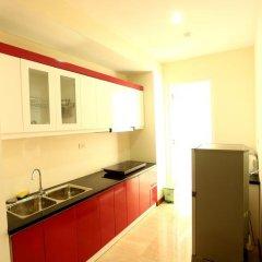 Отель Condotel Ha Long Апартаменты с различными типами кроватей фото 36