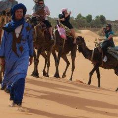 Отель Kasbah Bivouac Lahmada Марокко, Мерзуга - отзывы, цены и фото номеров - забронировать отель Kasbah Bivouac Lahmada онлайн приотельная территория