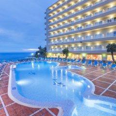 Отель Cala Font бассейн фото 3