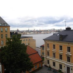 Отель Ersta Konferens & Hotell 2* Стандартный номер фото 3