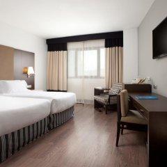 Отель NH Madrid Sur 3* Стандартный номер с различными типами кроватей фото 2