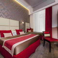 Demetra Hotel 4* Номер категории Эконом с различными типами кроватей фото 12