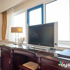 Отель XO Hotels Blue Tower 4* Представительский номер с различными типами кроватей фото 14