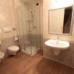 Отель Parco Dei Templari Италия, Альтамура - отзывы, цены и фото номеров - забронировать отель Parco Dei Templari онлайн ванная