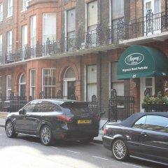 Отель Regency Hotel Westend Великобритания, Лондон - отзывы, цены и фото номеров - забронировать отель Regency Hotel Westend онлайн парковка