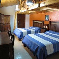 Hotel Ecológico Temazcal Улучшенный номер с различными типами кроватей фото 3
