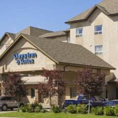 Отель Days Inn & Suites West Edmonton парковка