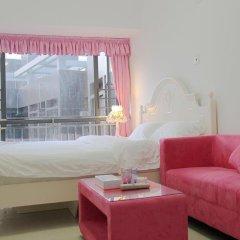 Апартаменты Shenzhen Grace Apartment комната для гостей фото 5